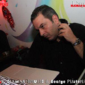George Pilateris - Live @ L'aperitivo (17.03.2013)