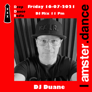 DJ Duane Funky House week 28 2021