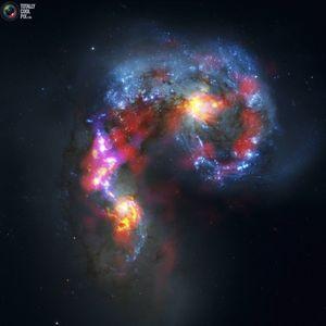 Stephan Hoff - Galaxy Sunrise Vol.1
