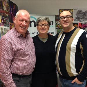 The Good News Radar (4) - Jenny Dewsnap of Doncaster Pride & guests