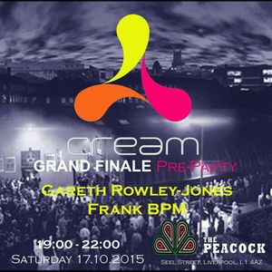 Grand Finale PreParty - Frank BPM 17th oct. 2015 (Pt 1)