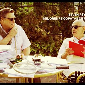 #49: Argo/Seven Psychopaths/Mejores psicópatas de películas.