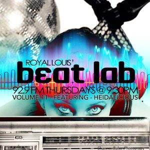 Beat Lab Volume 11 - Heidalicious