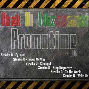 Promotime 22 juin 2012 - spéciale straika D