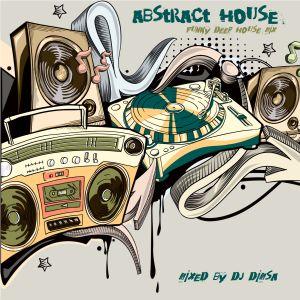 Abstract House - Funky Deep House Mix (2018) by DJ Dimsa - Living