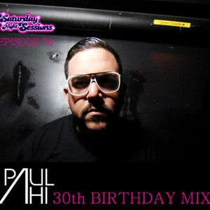 Paul Ahi 30th Birthday Mix / Episode 78