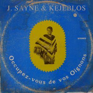 J. Sayne & Kejeblos - Occupez-vous de vos oignons
