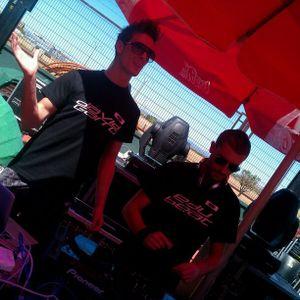 Edu Beat & David Garro @ Aquatica pool festival (Ciudad Real) 4-9-11