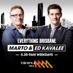 Marto & Ed Kavalee For Breakfast - 24/8/16