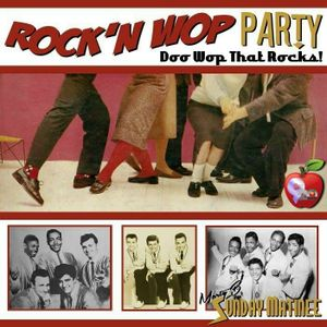 Marty B's Sunday Matinee (ROCK'N WOP Party)-(9/25/16)