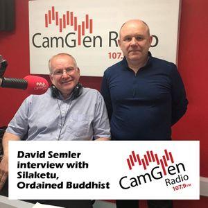 David Semler Interviews Silaketu, Ordained Buddhist, June 14 2017