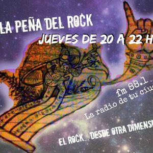 15to Programa de La Peña del Rock