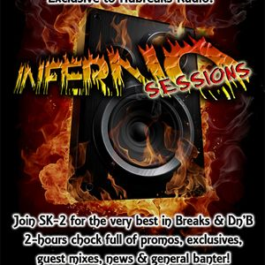 Inferno Sessions Radio Show with SK-2 (23rd Mar 2011) Part 2 [Nubreaks Radio]