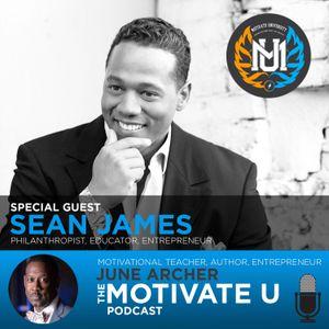 Motivate U! with June Archer Feat. Sean James