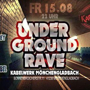 Kabelwerk Underground Rave