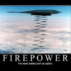 Firepower Mix