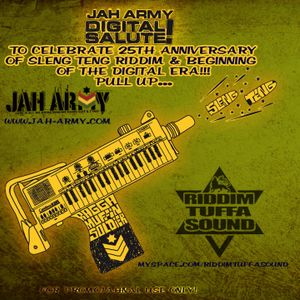 Jah Army Digital Salute Mixtape
