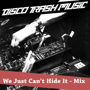 Disco Trash Music 'We Just Can't Hide It' Mixtape