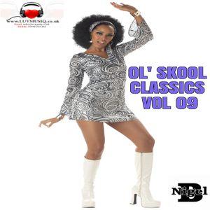 NIGEL B (OL' SKOOL CLUB CLASSICS VOL 9)(IN THE MIX)