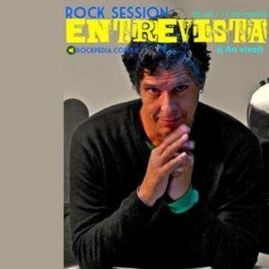 ROCK SESSION Entrevista com Bebeto Alves