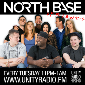 North Base & Friends Show #17 [2017 01 17]