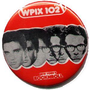PIX-102 (WPIX-FM NY) Aircheck - Alex Bennett fill-in 02-26-80