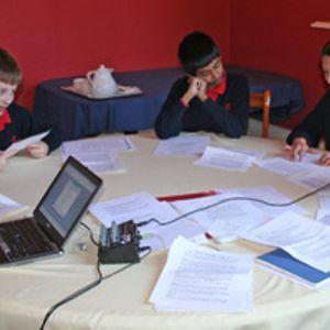 Write Out Loud: Rendcombe Junior School