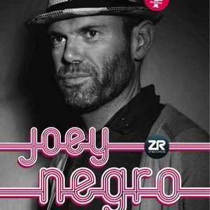 Joey Negro LIVE @ Tilos Radio, Budapest 28/11/10