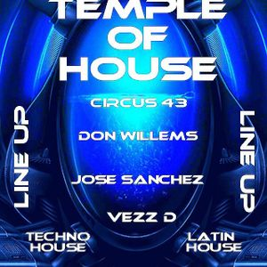 Vezz D live @ Temple of House