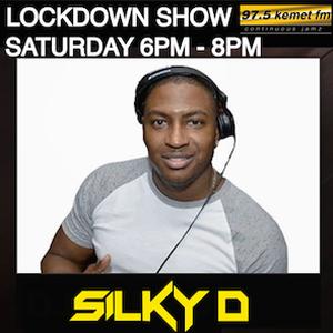 16/06/2018 - LOCKDOWN SHOW - DJ SILKY D
