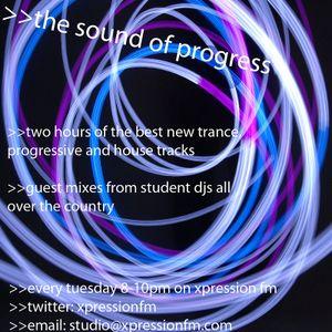 The Sound of progress - 1st February 2011