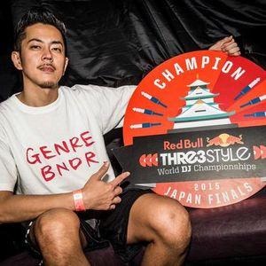 DJ B=BALL - Japan - National Finals  Winner