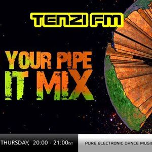 Iced Monkey - Tenzi FM (Put That In Your Pipe And Smoke It Mix 022 - Submerge Opening)