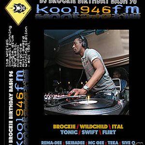 1996-01-01 Brockies Birthday Bash Tape 2 - Kool FM 94.6