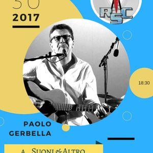 Radio Senise Centrale: Suoni & Altro ospite Paolo Gerbella