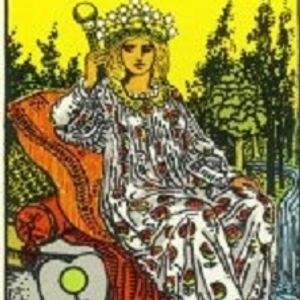 Third day of the moon - The Celestial Mother, or Empress