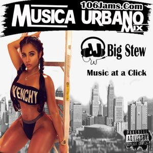 Dj Big Stew - Musica Urbano (61318)