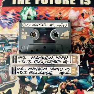 NY Live w/Mr. Mayhem, Sunset & DJ Eclipse 89.1 WNYU October 16, 1996