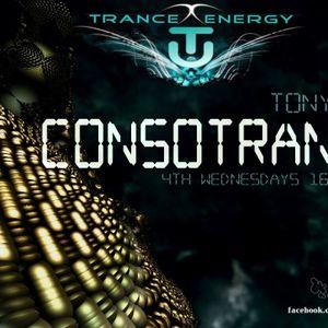Tony Sty - Consotrance 012 (Trance-Energy Radio)