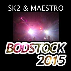 SK2 & Maestro live from Bodstock 2015 with MC Boxy