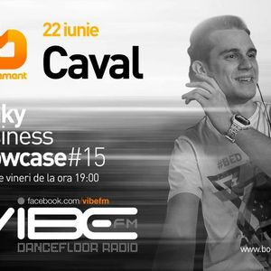 Caval @ VIBE FM Funky Business Showcase 29.06.2012