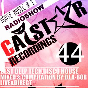 CATSTAR RECORDINGS RADIO SHOW 44