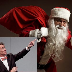 "Quite Frankly  ""Bill Nye, Climate Change; Christmas in Malls""  11/9/15"