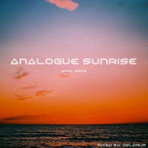 Analogue Sunrise - April 2012 Mix