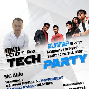 Niko Fendi Tech Party