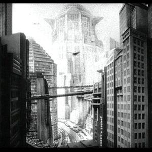 Metropolis - mixed by Fraser Dootson