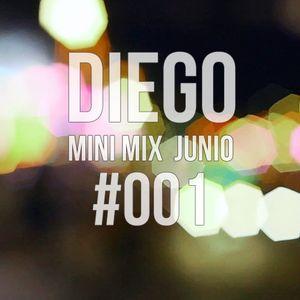 Diego Mini Mix Junio 2015 #001
