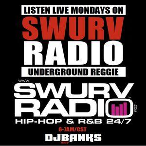 DJ Rico Banks - Underground Reggie on SwurvRadio | 8.31.15