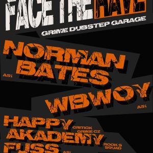 Face The Rave 22.6. - Dj Happy Minimix