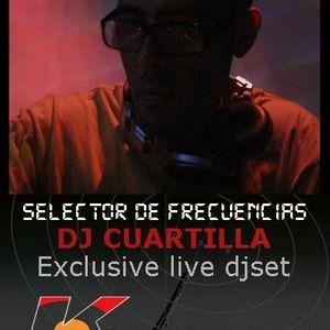 Dj Cuartilla @ Selector de Frecuencias V.11 (15-02-12)
